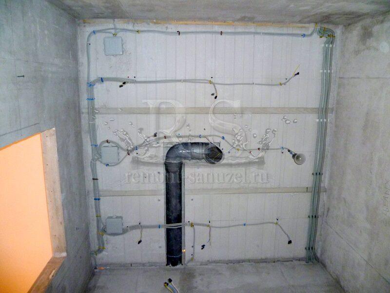 Электропроводка в ванной комнаты Биде подвесное Duravit Darling new 2249150000